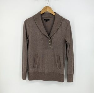 Banana Republic Brown Pullover Sweater
